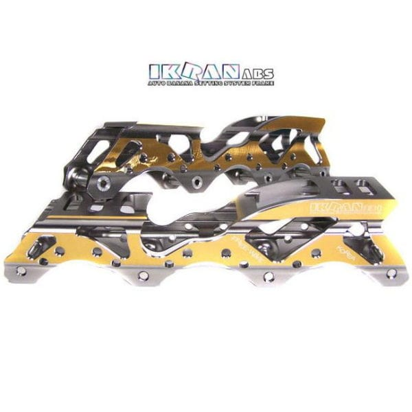 Рама для роликовых коньков купить Freewave Ikran (Metal Gold) ' 12jpg