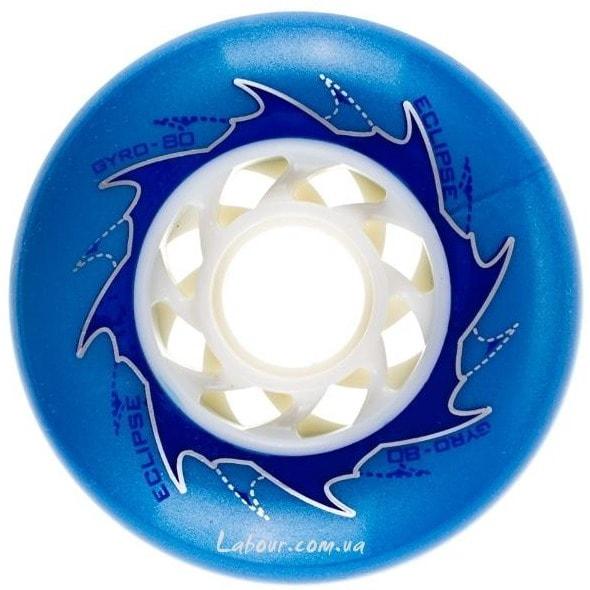 Колеса для роликовых коньков купить Gyro Eclipse Pearl Blue '12