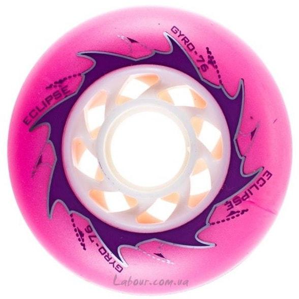 Колеса для роликовых коньков купить Gyro Eclipse Pearl Pink '12
