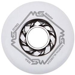 Колеса для роликовых коньков купить GyroMartin Sloboda White ' 12