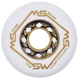 Колеса для роликовых коньков купить Gyro Martin Sloboda whitegold '12