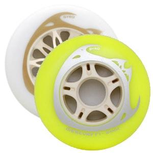 Колеса для роликовых коньков купить Gyro Mercury 90, 100 mm '09