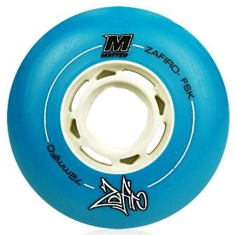 Колеса для роликовых коньков купить Matter Zafiro F0