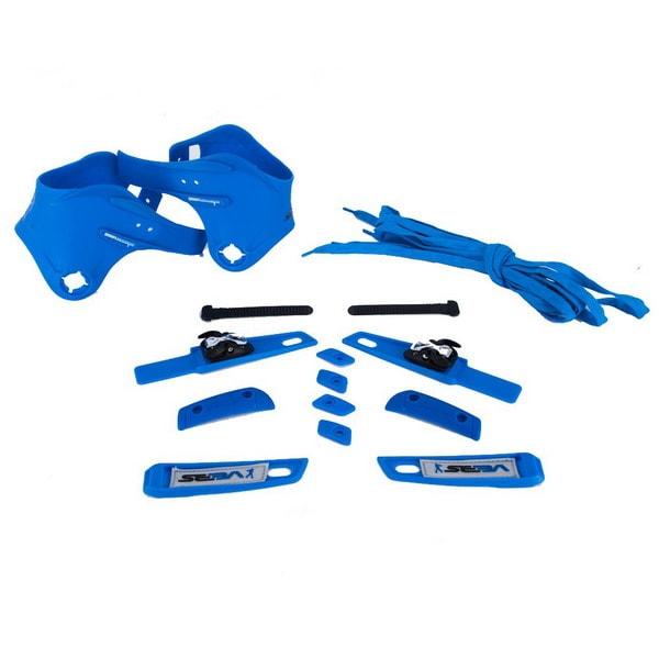 Запчасти для роликовых коньков купить Seba High Custom Kit (Blue) '11