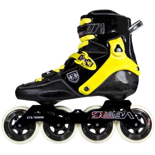 Фрискейт ролики купить Seba TRIX Yellow '12