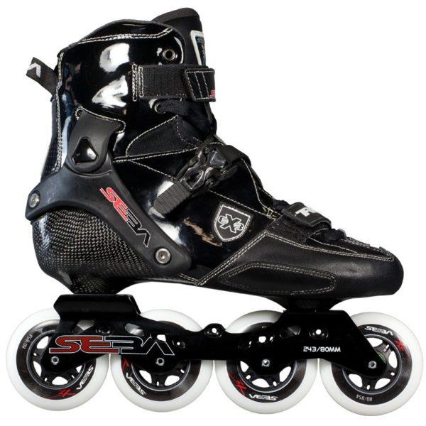 Фрискейт ролики купить Seba TRIX (carbon cuff) '12